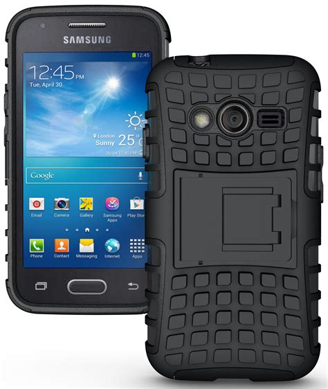 Imak Ultra Thin For Samsung Ace 4 G313 Transparent grenade grip rugged tpu skin cover stand for samsung galaxy ace 4 g313 ebay