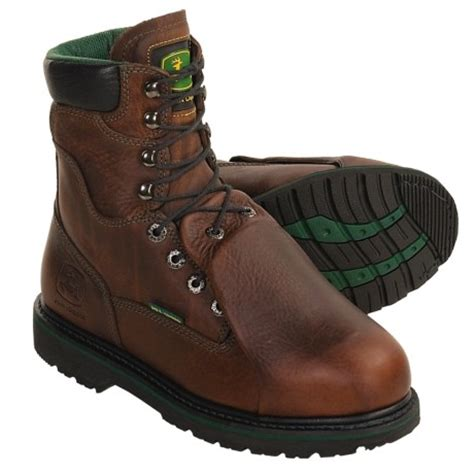 most comfortable metatarsal boots best work boots ever review of john deere footwear 7