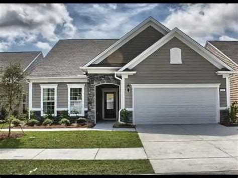 one story homes new 1 story homes by webb kendall park floorplan