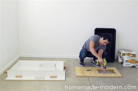 Quikrete Fireplace Mortar by Modern Ep84 Concrete Table