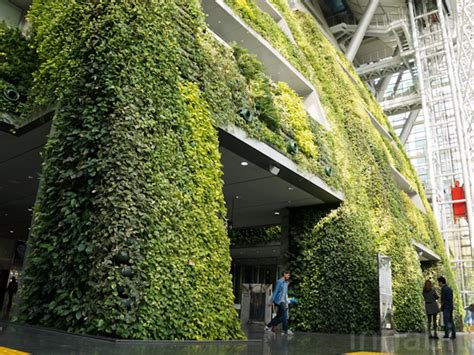 Largest Vertical Garden World S Largest Vertical Garden Ods