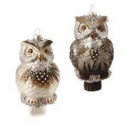 image gallery owl ornaments
