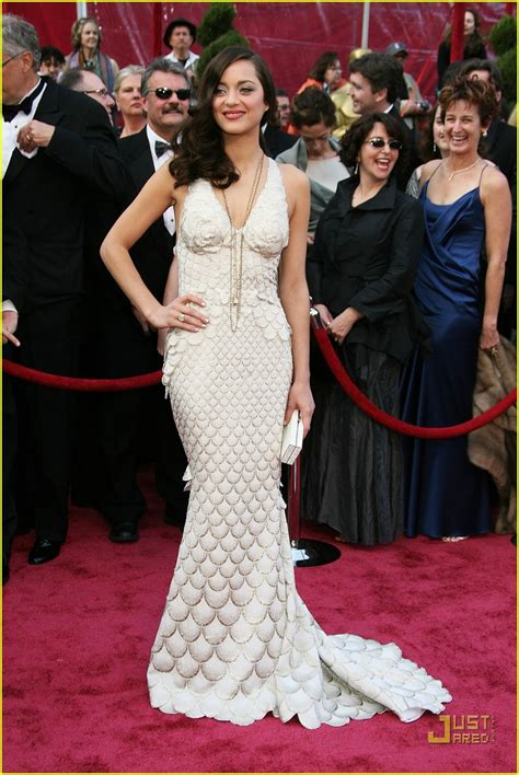 2008 Oscars Best Dressed by Marion Cotillard Oscars 2008 Photo 953961 Marion