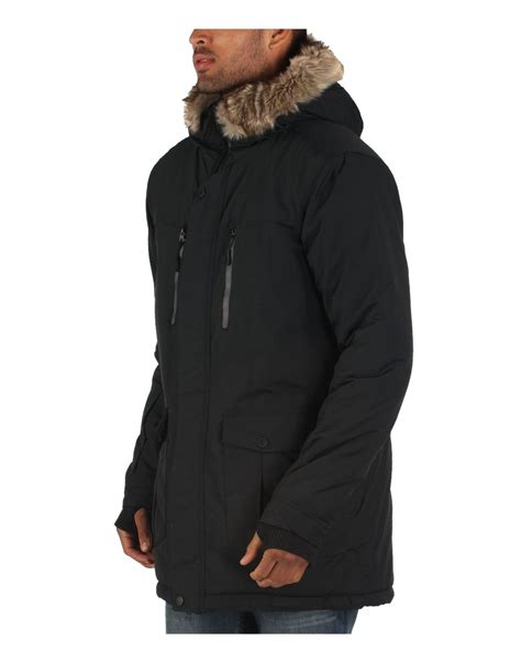 bench jacket mens mens parka hoodie jacket bench nomen coat water