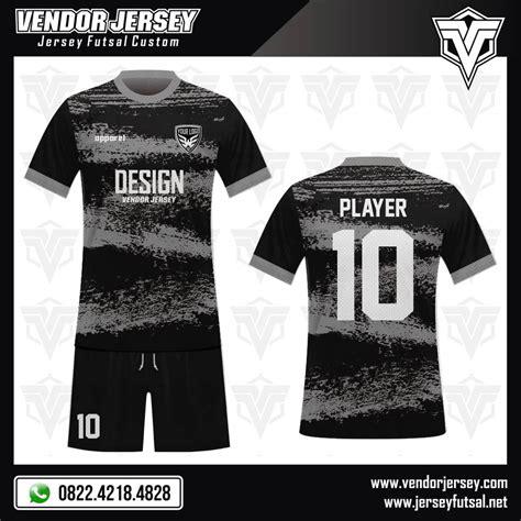 Custom Kaos Sablon desain kaos futsal motif custom sablon print vendor