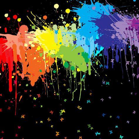 color splash ipad wallpapers