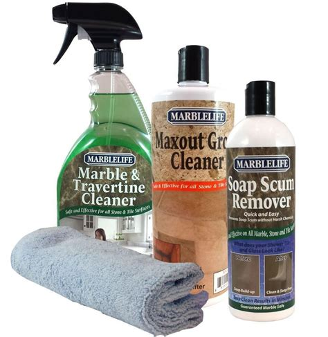 shower tile cleaner how to clean marble shower in 4 easy steps the marble