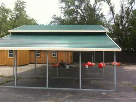 Sheds Garages And Carports Garden Sheds Portable Buildings Prefab Garages Metal