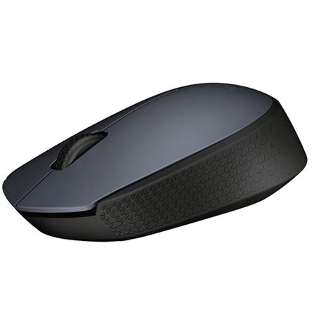 Logitech M171 Mouse Wireless Grey logitech wireless mouse m171 gray jakartanotebook