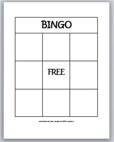free bingo card template learning ideas grades k 8 2 d shapes bingo for