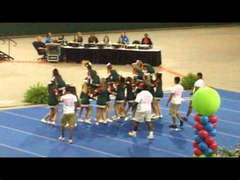 2012 pop warner super bowl and national cheer dance pop warner 2012 southeast region cheer championships youtube