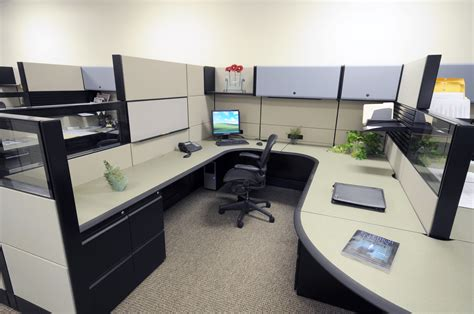 Office Cubicle Additions To Improve Your Workspace Office Cubicle Desks