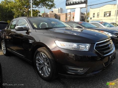 2014 Ford Taurus Limited Specs by 2014 Kodiak Brown Ford Taurus Limited 96592474 Photo 8