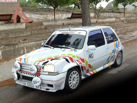 renault 5 rally renault 5 gt turbo ph1 rally gt rally