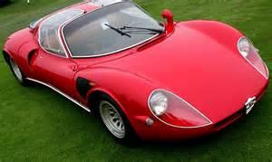 Alfa Romeo T33 Stradale Racecars 1967 1969 Alfa Romeo Tipo 33 Stradale