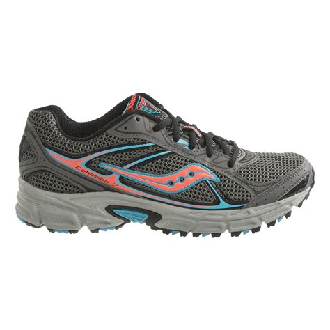 saucony trail running shoes saucony grid cohesion tr7 trail running shoes for