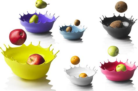 cool fruit bowls colorful fruit bowls a chilly salad bowl and stylish bottle grinders by menu at home with