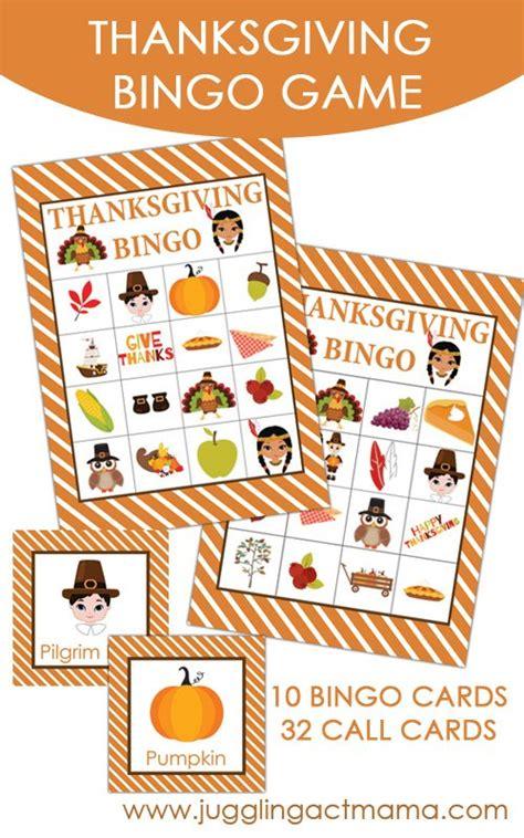 printable juggling instructions printable thanksgiving bingo set juggling act mama
