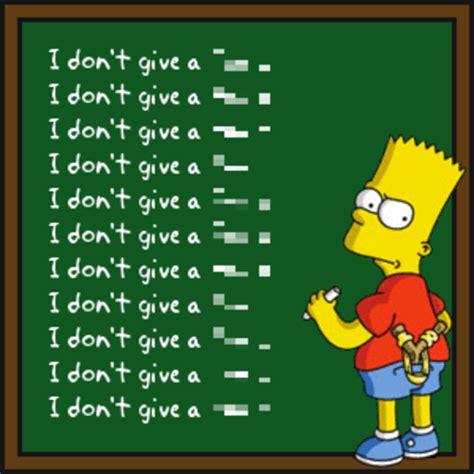 Bart Simpson Meme - bart simpson s chalkboard parodies know your meme