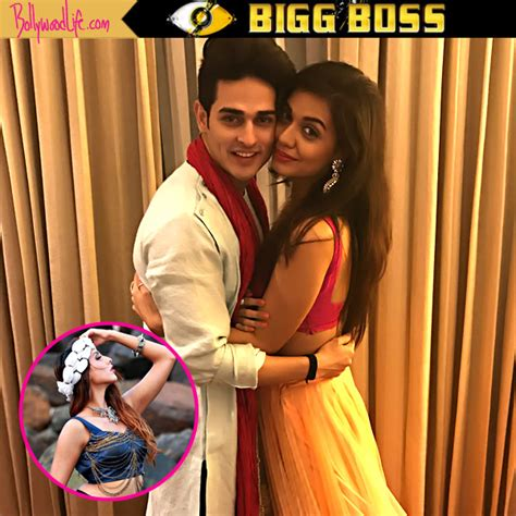images of love in bigg boss exclusive bigg boss 11 priyank sharma s friend nibedita