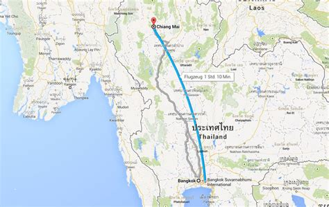 5 Ways To Travel From Bangkok to Chiang Mai and Back ...