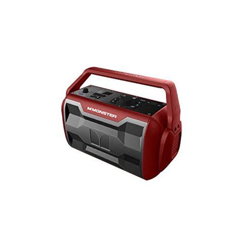 Speaker Crimson nomad 30 watt 30 hour portable water resistant