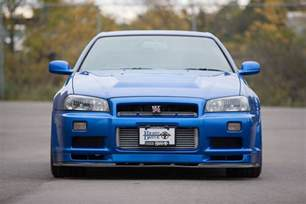 Nissan Skyline R34 Gtr 1999 Nissan Skyline Gtr R34 700hp Rightdrive Usa