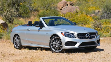 Mercedes C43 Amg by 2017 Mercedes Amg C43 Cabriolet Review The Middle Way