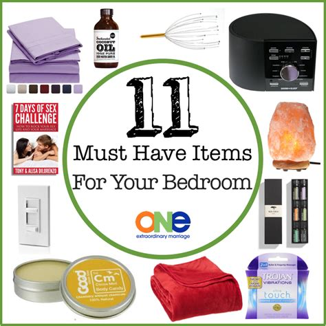 Must Haves For Your Bedroom 11 Must Items You Need In Your Bedroom One