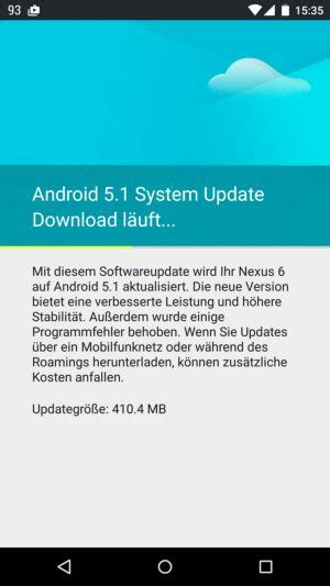 android update problems android 5 1 update funktioniert nicht