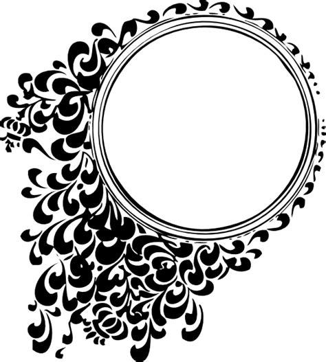 pattern art circle filigree circle clip art at clker com vector clip art