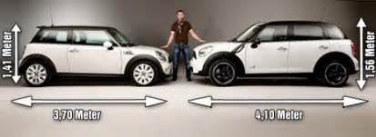Difference Between Mini Cooper Clubman And Countryman How Big Is The Mini Countryman Motoringfile