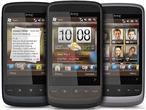 htc touch 2 themes htc touch2 pictures official photos