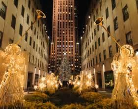 80th annual rockefeller center christmas tree photos