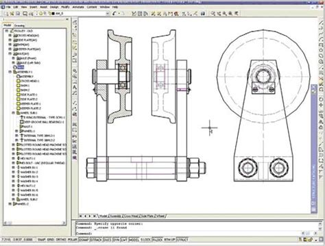 autocad 2007 tutorial for mechanical autocad 174 mechanical 2007