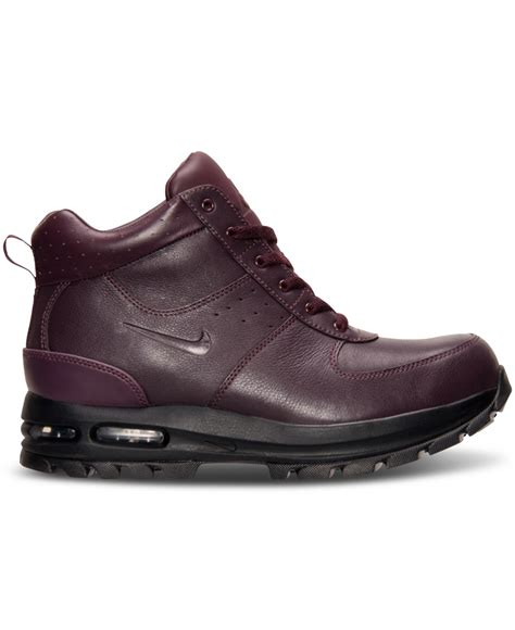 nike air max boots for nike s air max goaterra boots from finish line in