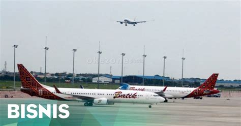 batik air on time performance batik air jadi maskapai penerbangan paling on time