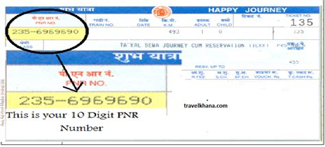 find passengers name of a ticket from pnr number faq on indian railways pnr passenger name record number