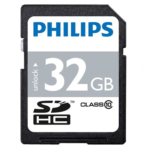 card classes brand new 32gb philips sd sdhc memory card class 10 32gb
