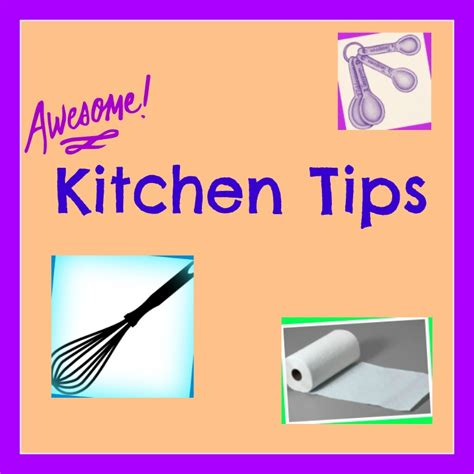 5 Ideas To Check Out by 5 Kitchen Tips To Keep On 187 Daily