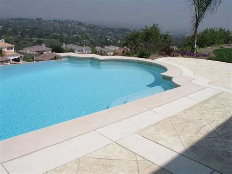 precast concrete radius sandstone pool coping concrete