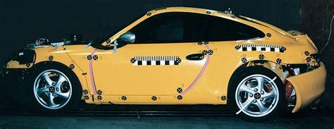 Porsche 911 Crash Test by Porsche 911 996 Stuttcars