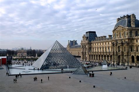 American Home Interiors by Louvre Pyramid The Folly That Became A Triumph