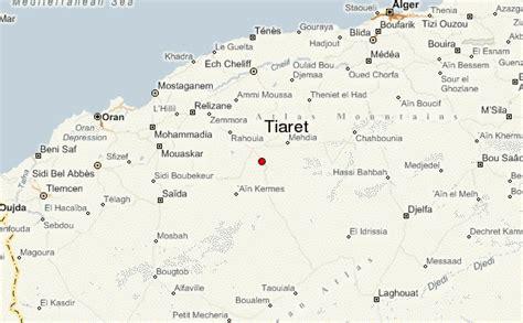 Guide Urbain de Tiaret