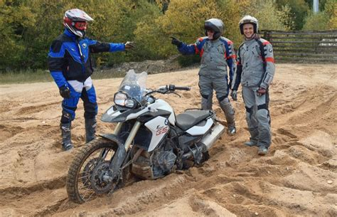 Bmw Motorrad Enduro Park by Bmw Road At Hechlingen Enduro Park