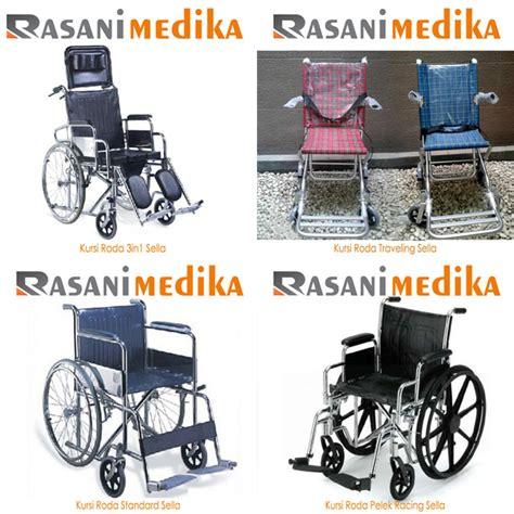 Kursi Roda Standar Sella Racing lokasi jual kursi roda daerah bintaro rasani medika