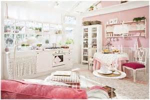pink shabby chic kitchen pictures photos and images for