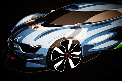 renault alpine concept interior renault alpine a110 50 concept design sketch car