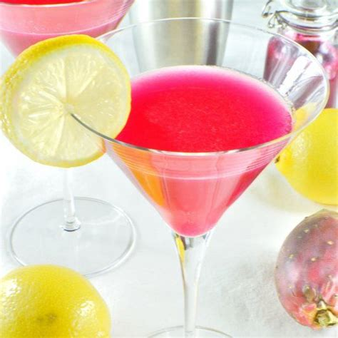 martini limoncello prickly pear lemon drop martini limoncello vodka citrus