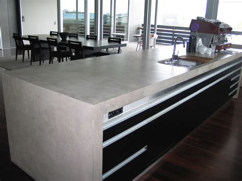 cement bench tops concrete benchtops countertops and vanities designer